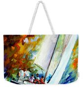 West Wind Weekender Tote Bag