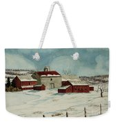 West Winfield Farm Weekender Tote Bag