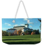 Westchester Country Club Weekender Tote Bag