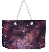 Westerlund 2 Star Cluster In Carina Weekender Tote Bag