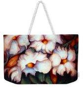 Western Flowers Weekender Tote Bag