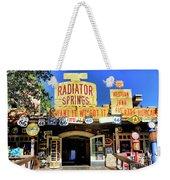 Western Junk Shop California Adventure  Weekender Tote Bag