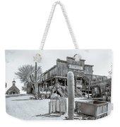 Western Saloon Weekender Tote Bag