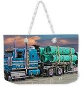Western Star Ipex Truck Weekender Tote Bag