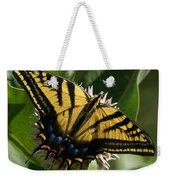 Western Tiger Swallowtail 2 Weekender Tote Bag
