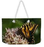 Western Tiger Swallowtail Weekender Tote Bag
