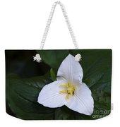Wildflowers Western Trillium Oregon 1 Weekender Tote Bag