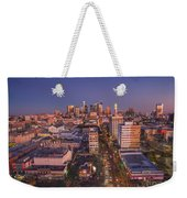 Westlake Los Angeles Aerial Weekender Tote Bag