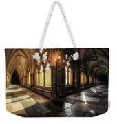 Westminster Abbey Weekender Tote Bag