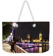 Westminster Embrace Weekender Tote Bag