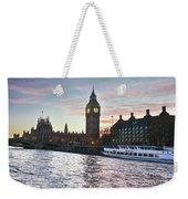 Westminster London Weekender Tote Bag