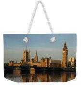 Westminster Morning Weekender Tote Bag