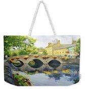 Westport Bridge County Mayo Weekender Tote Bag