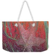 Wet And Wild Autumn Weekender Tote Bag
