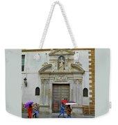 Wet People Door Cadiz Weekender Tote Bag