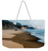 Wet Sand Weekender Tote Bag