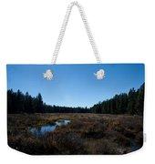 Wetlands In The Woods Weekender Tote Bag