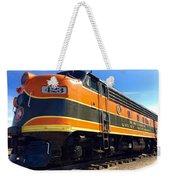 Wgn 423 #3 Weekender Tote Bag