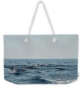 Whale Watching And Dolphins 2 Weekender Tote Bag