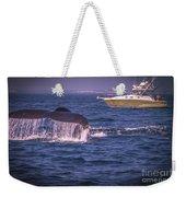 Whale Watching - Humpback Whale 3 Weekender Tote Bag
