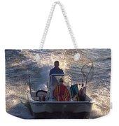 Whaler Weekender Tote Bag