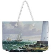 Whalers Coming Home Weekender Tote Bag