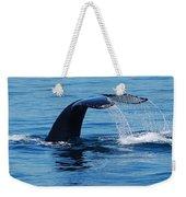 Whales Tale Weekender Tote Bag