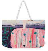 Whale's Tale The Beginning Of The End Weekender Tote Bag