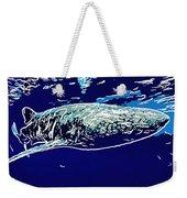 Whaleshark  Weekender Tote Bag