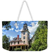 Wharton Mansion Weekender Tote Bag