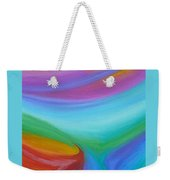 What A Colorful World Weekender Tote Bag