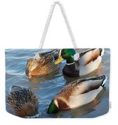 What Are They Going On? Weekender Tote Bag
