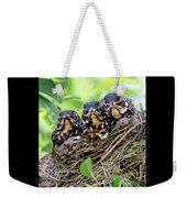 What Are You Lookin At Weekender Tote Bag