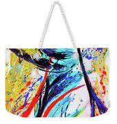 What Do You Do When Your Reality Check Bounces Weekender Tote Bag