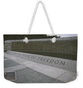 What Does Freedom Cost? Weekender Tote Bag