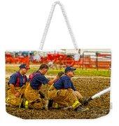 What Fire Weekender Tote Bag