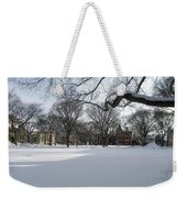What I Love About Winter Weekender Tote Bag