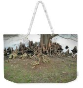 What In The Roots Weekender Tote Bag