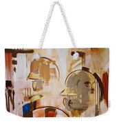 What Is Identity Weekender Tote Bag