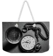 What Is The Time? Weekender Tote Bag