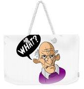 What Weekender Tote Bag
