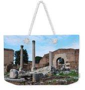 Basilica Aemilia Weekender Tote Bag