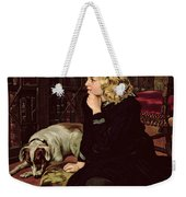 What Shall I Read Weekender Tote Bag by Florence Marlowe