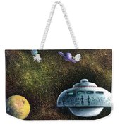 What The Egyptians Knew Weekender Tote Bag