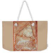 What Time Is It In Emeralda? Weekender Tote Bag