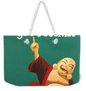 What You Think You Become Buddha Weekender Tote Bag