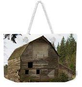 Whatcom Barn_mg_0808-edit- Weekender Tote Bag