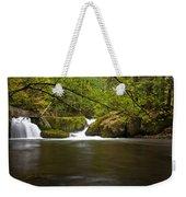 Whatcom Creek Gorge Weekender Tote Bag