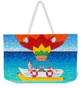 Whatever Floats Your Boat Weekender Tote Bag