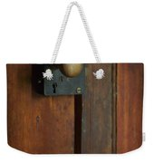 What's Behind The Door Weekender Tote Bag